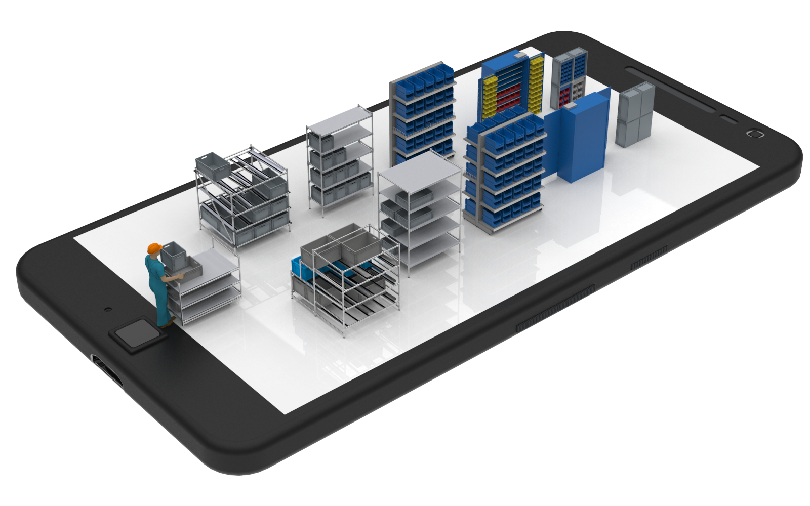 Storage Location Manager products